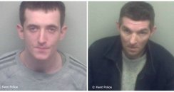 Sittingbourne burglars