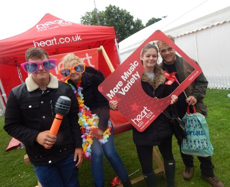 Heart at The Kent County Show - Sunday