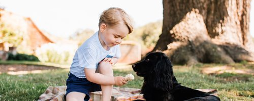 Prince George Third Birthday