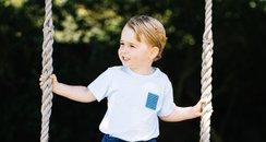 Prince George Third Birthday