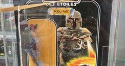 Star Wars Auction Boba Fett