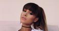 Ariana Grande, new, fringe, hairstyle