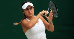 Gabriella Taylor tennis Southampton