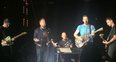 Coldplay and James Corden