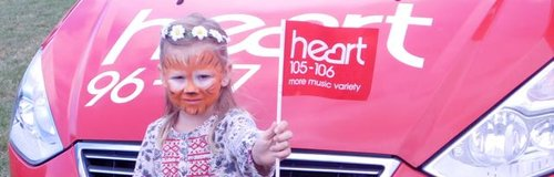 Heart Angels: Mid Counties Show (21.08.16)