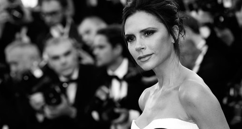 victoria beckham at cannes