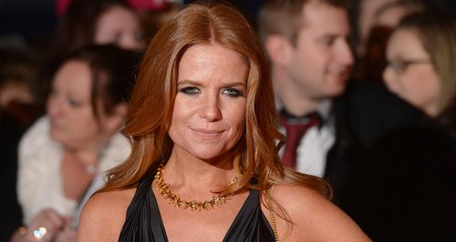 patsy palmer red carpet