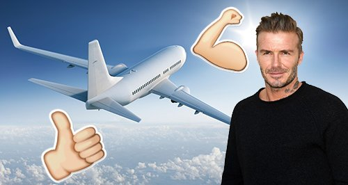 David Beckham 22-push-up challenge