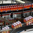 production of irn bru