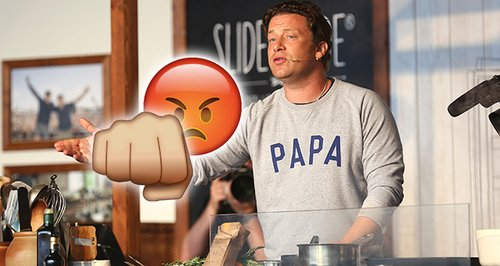 People Are FUMING At Jamie Oliver's Spanish Paella