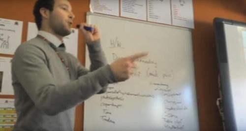 Teacher's Way Of Making Class Interesting Has Impr