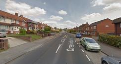 Cressingham Road Whitley