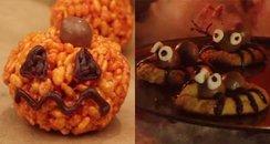 Make Halloween treats on Heart