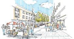 St George's Street plans
