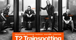 Trainspotting 2 Official poster Press