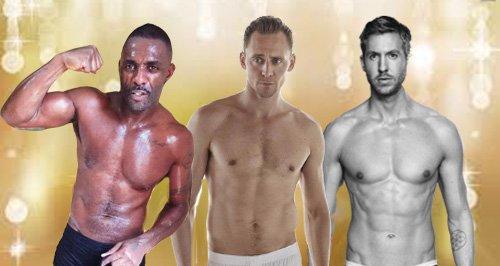 Sexiest Men 2016 Canvas