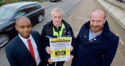racing ban police pcc birmingham council