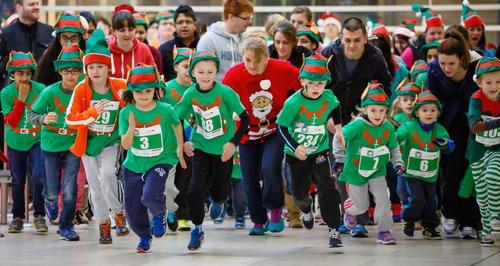 Elf Run 2016