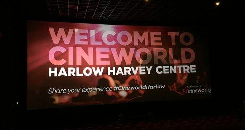 Cineworld Harvey Centre