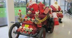Haynes Motor Mueseum Christmas 2016