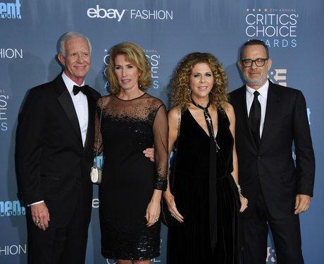 Tom Hanks Critics' Choice Awards