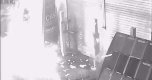 cash machine gang jailed Hampshire men