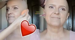 Girl Did Make Over On Her Mother Who Had Chemother