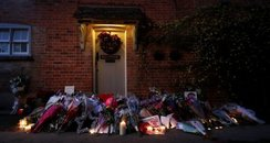 George Michael Oxfordshire tributes