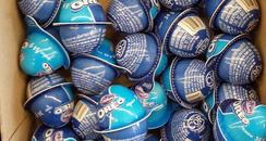 Cadbury's creme egg oreo flavour