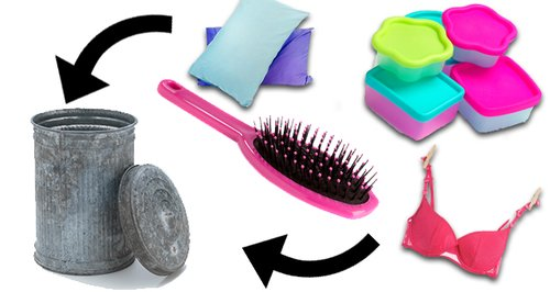 Household Items To Throw Away