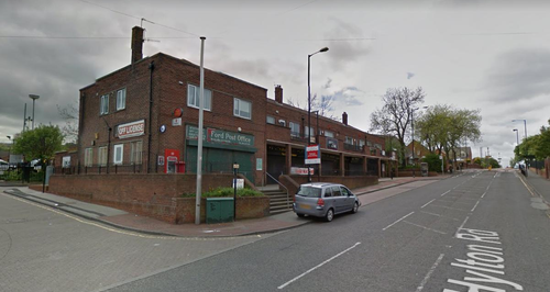 Hylton Road Post Office, Sunderland