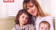 Katherine Kelly second child birth Rose