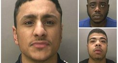 Coventry Sex Attack Gang