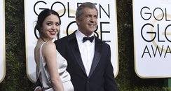 Mel Gibson father for the ninth time