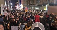 Glasgow Protest