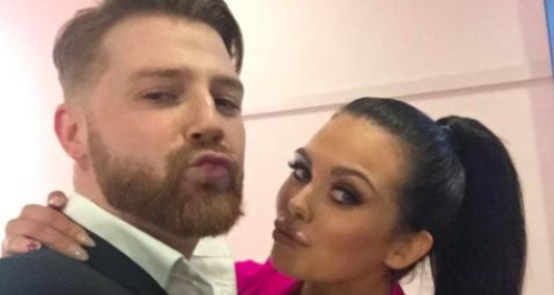 Scarlett Moffatt has split with boyfriend Luke Cro