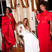 7. Beyonce parties after Grammy win Kelly Rowland and sister Solange.