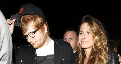 Ed Sheeran girlfriend