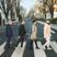 11. The Voice judges recreate iconic Abbey Road photo!