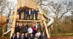 Watford Harebreaks playground