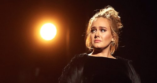 Adele George Michael tribute