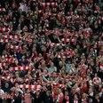 Saints fans EFL Cup final Wembley