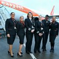 easjet gatwick all women flight crew