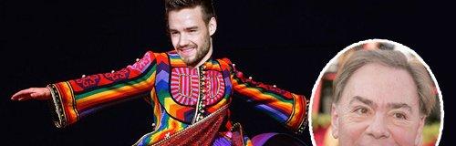 Liam Payne Technicolor Dream Coat canvas