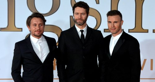 Take That becoming a five again thanks to Ant and