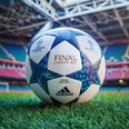 Champions league 2017 ball