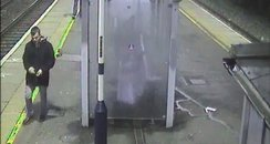 Grays train station knife attack