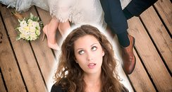 Angry wedding guest