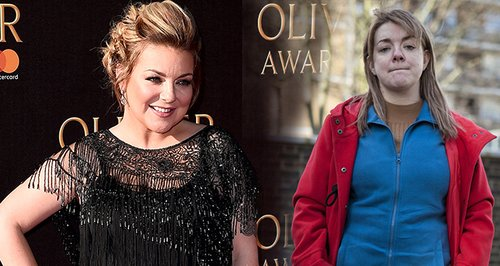 Sheridan Smith Opens Up About Gaining Weight For R