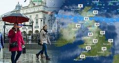 Winter Returns As Temperatures Set To Plummet At T